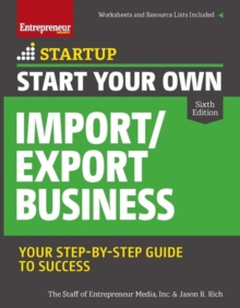 Image for Start Your Own Import/Export Business