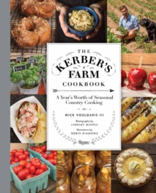 Image for Kerber's Farm Cookbook : A Year's Worth of Seasonal Country Cooking
