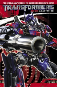 Image for Transformers  : movie adaptation