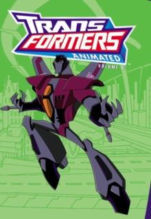 Image for Transformers animatedVol. 4