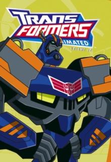Image for Transformers animatedVolume 12