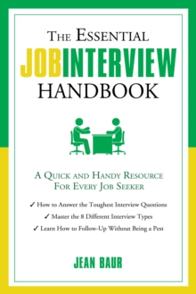 Image for Essential Job Interview Handbook : A Quick and Handy Resource for Every Job Seeker