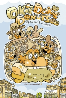 Image for Okie Dokie Donuts  : open for business!