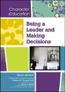 Image for Being a Leader and Making Decisions