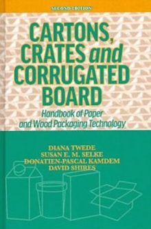 Image for Cartons, Crates and Corrugated Board : Handbook of Paper and Wood Packaging Technology