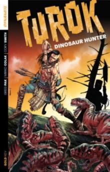 Image for Turok, dinosaur hunter
