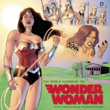 Image for The world according to Wonder Woman