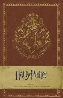 Image for Harry Potter Hogwarts Hardcover Ruled Journal