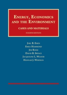 Image for Energy, Economics and the Environment