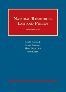 Image for Natural Resources Law and Policy