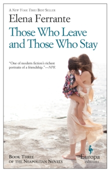 Image for Those who leave and those who stay