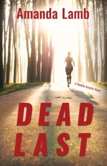 Image for Dead Last : A Maddie Arnette Novel