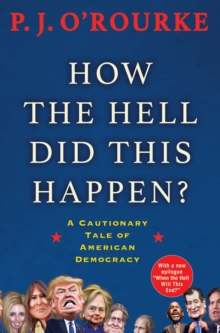 Image for How the hell did this happen?  : a cautionary tale of American democracy