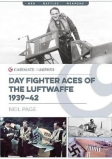 Image for Day Fighter Aces of the Luftwaffe 1939-42