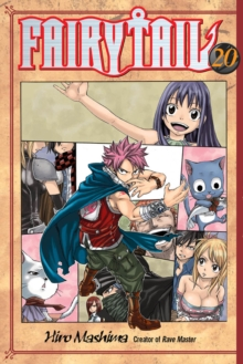 Image for Fairy tail 20