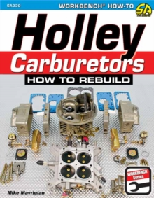 Image for Holley carburetors  : how to rebuild