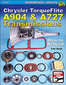 Image for Chrysler Torqueflite A904 and A727 Transmissions : How to Rebuild