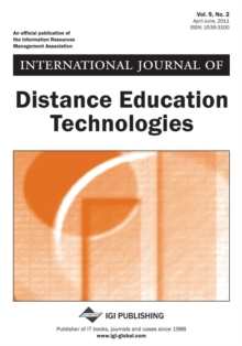 Image for International Journal of Distance Education Technologies