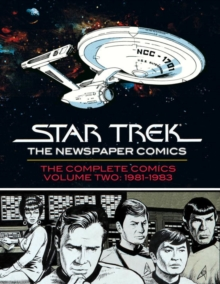 Image for Star Trek  : the newspaper stripVolume 2
