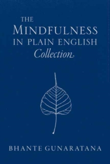 Image for The Mindfulness in Plain English Collection