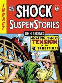 Image for The EC archives: Shock suspenStories