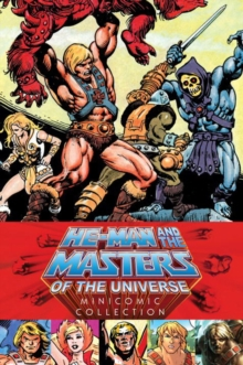 Image for He-Man and the Masters of the Universe minicomic collection