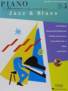 Image for Piano Adventures - Student Choice Series : Jazz & Blues Level 5