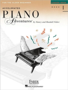 Image for Piano Adventures for the Older Beginner Lesson Bk1 : Lesson Book 1