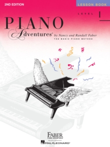 Image for Piano Adventures : Lesson And Theory Book - Level 1 (Book Only)