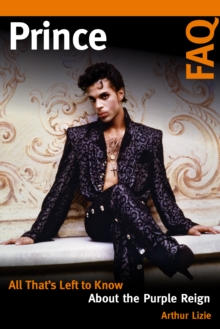 Image for Prince FAQ  : all that's left to know about the purple reign