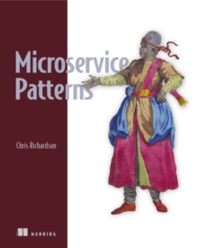 Image for Microservices patterns  : with examples in Java