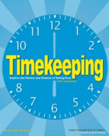 Image for Timekeeping : Explore the History and Science of Telling Time