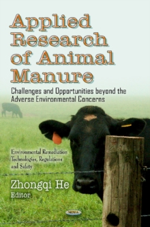Image for Applied research in animal manure  : challenges and opportunities beyond the adverse environmental concerns