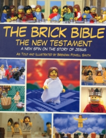 Image for The brick Bible  : the New Testament