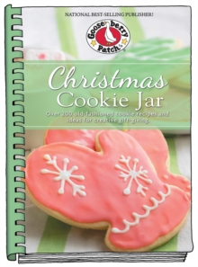 Image for Christmas cookie jar  : over 200 old-fashioned cookie recipes and ideas for creative gift-giving