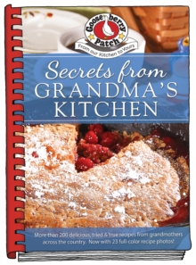 Image for Secrets from grandma's kitchen