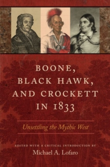 Image for The Life and Adventures of Colonel David Crockett of West Tennessee