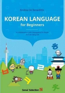 Image for Korean Language for Beginners