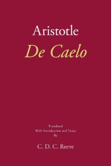 Image for De Caelo