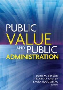 Image for Public Value and Public Administration