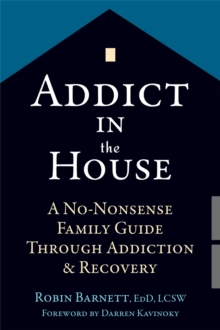 Image for Addict in the house  : a no-nonsense family guide through addiction and recovery