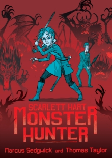 Image for Scarlett Hart  : monster hunter