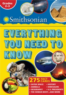 Image for Smithsonian Everything You Need to Know: Grades 2-3