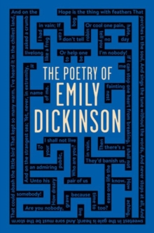 Image for The Poetry of Emily Dickinson