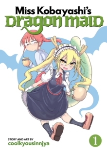 Image for Miss Kobayashi's dragon maidVol. 1
