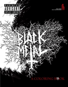 Image for Black Metal : A Coloring Book