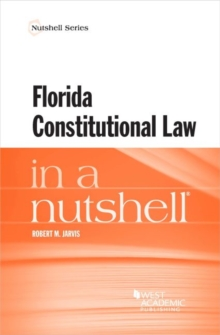 Image for Florida Constitutional Law in a Nutshell