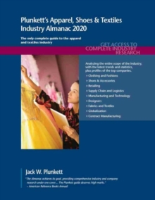 Image for Plunkett's Apparel, Shoes & Textiles Industry Almanac 2020