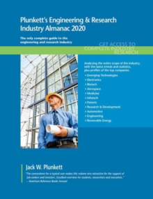 Image for Plunkett's Engineering & Research Industry Almanac 2020