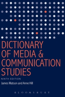 Image for Dictionary of media and communication studies